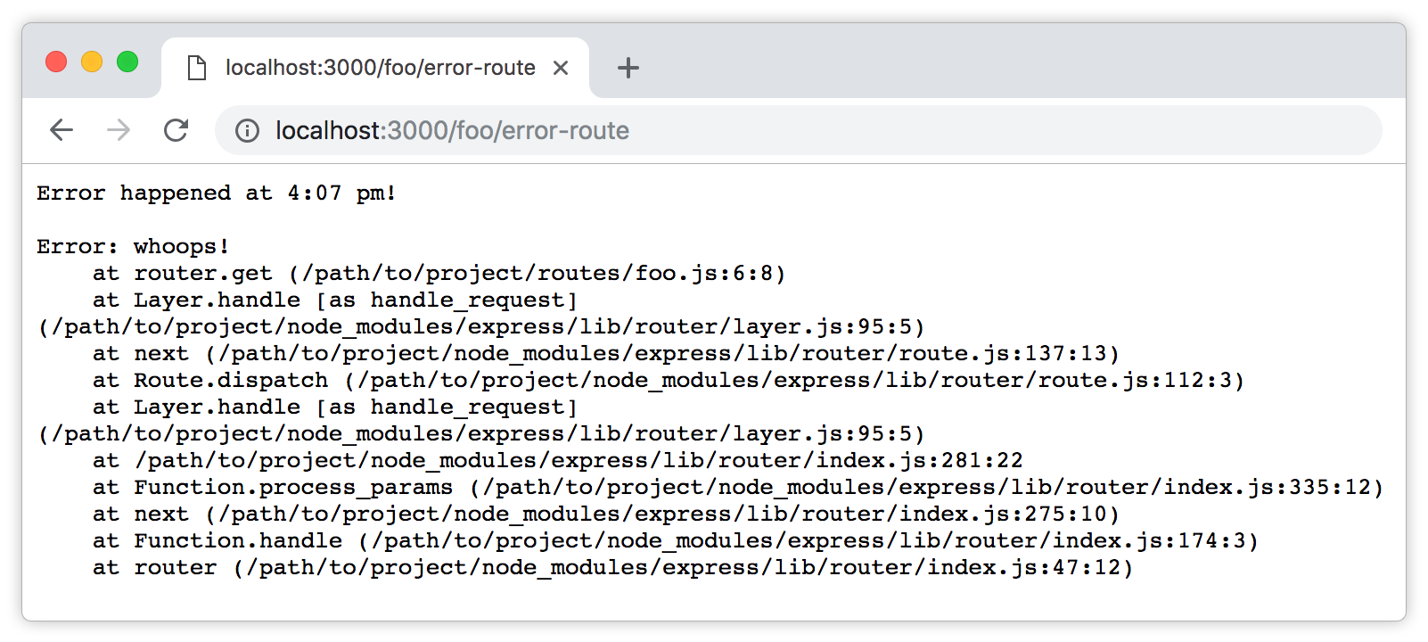 Sinon js causing Express to never finish request in test